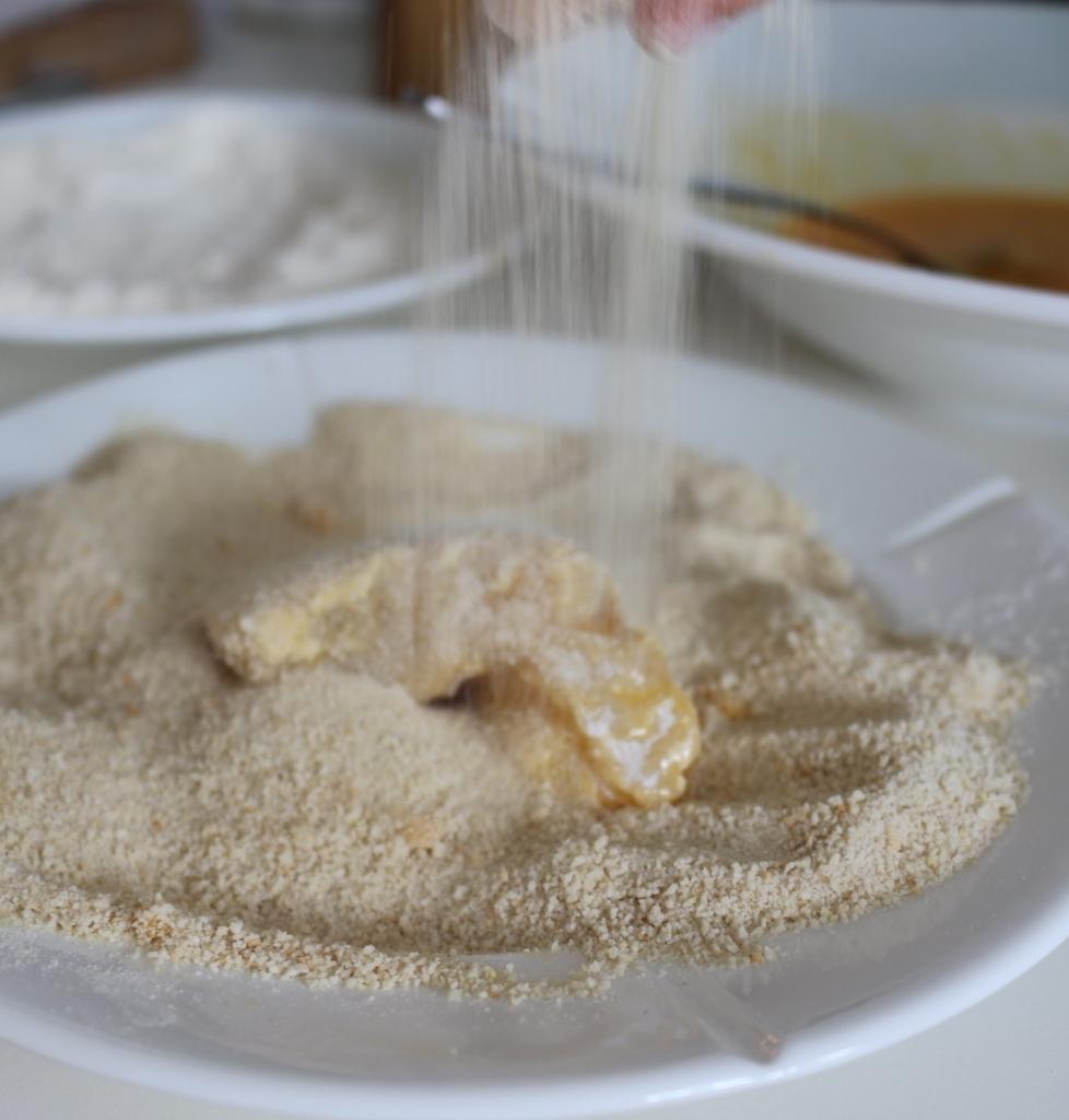 Njords køkken Fish'n chips