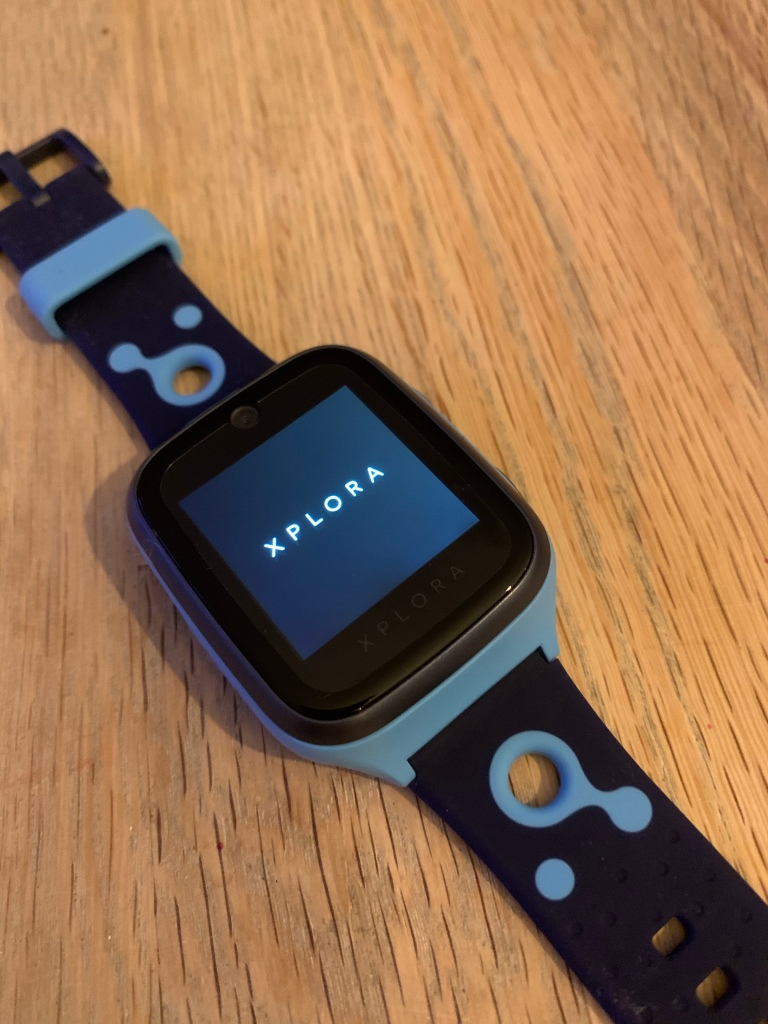 xplora 4 smartwatch børn